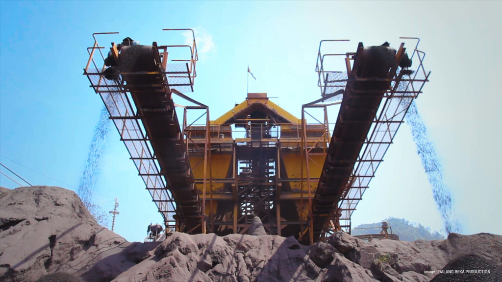 Chaah Iron Ore Factory